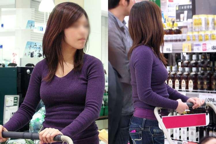 授乳_着衣巨乳_人妻07