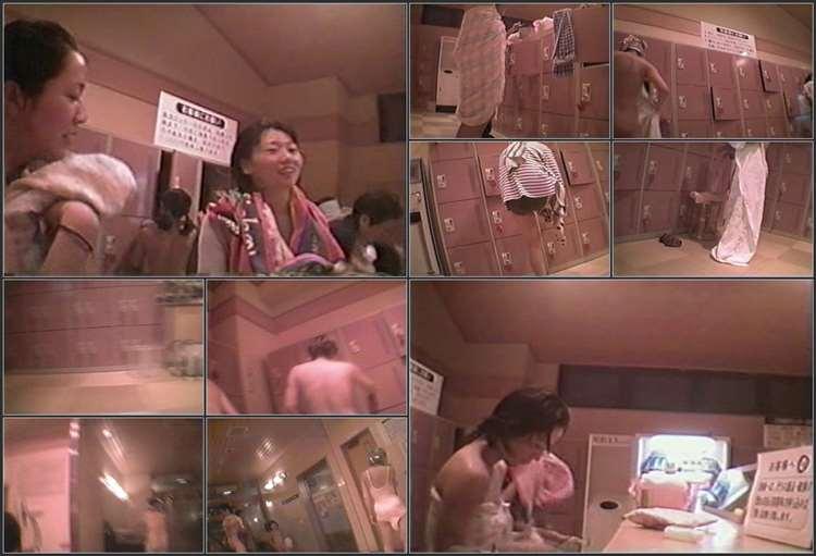 脱衣所_女湯_銭湯盗撮09