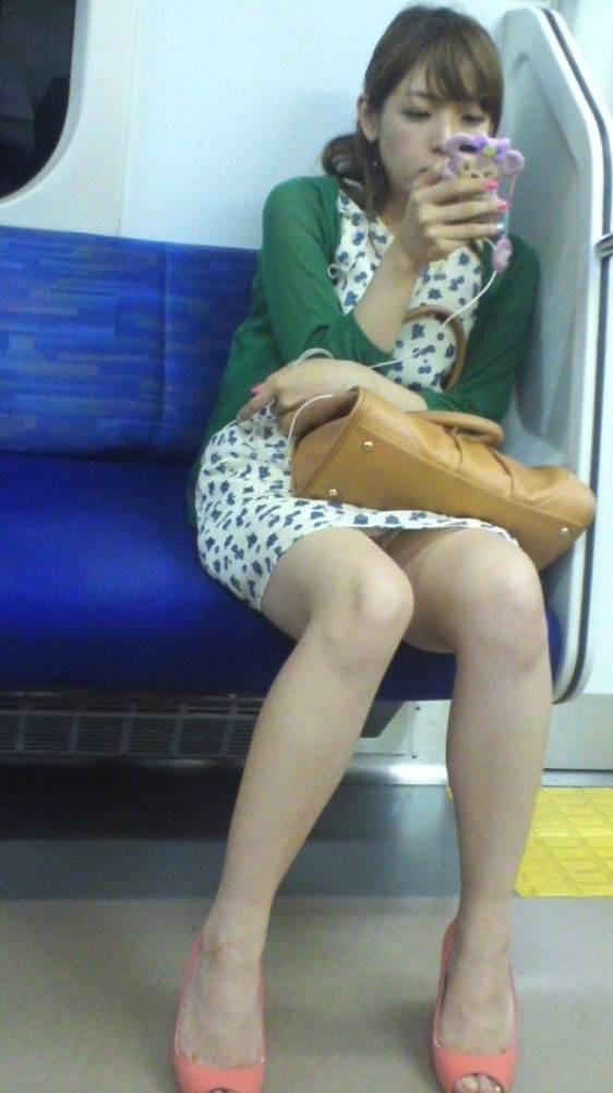 電車_ミニスカ_素人10