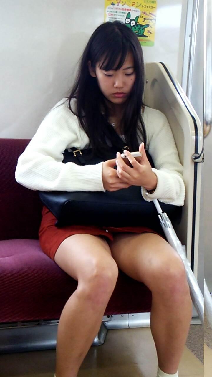 電車_ミニスカ_素人13
