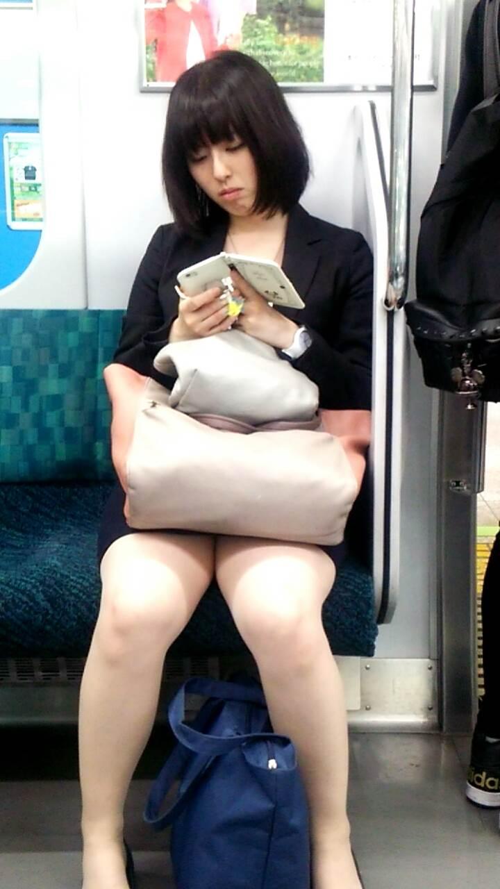電車_ミニスカ_素人14