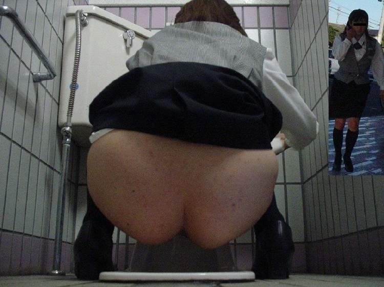 女子トイレ_和式_盗撮15