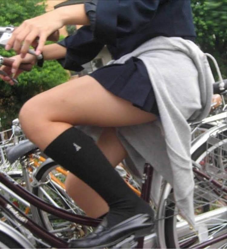 JK_自転車_太もも17