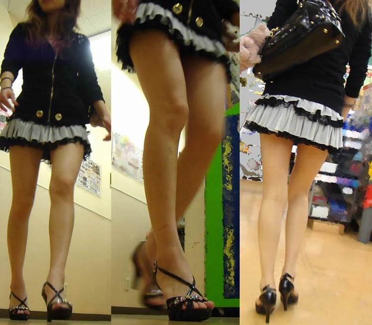 10代_女子高生私服_街撮り盗撮05