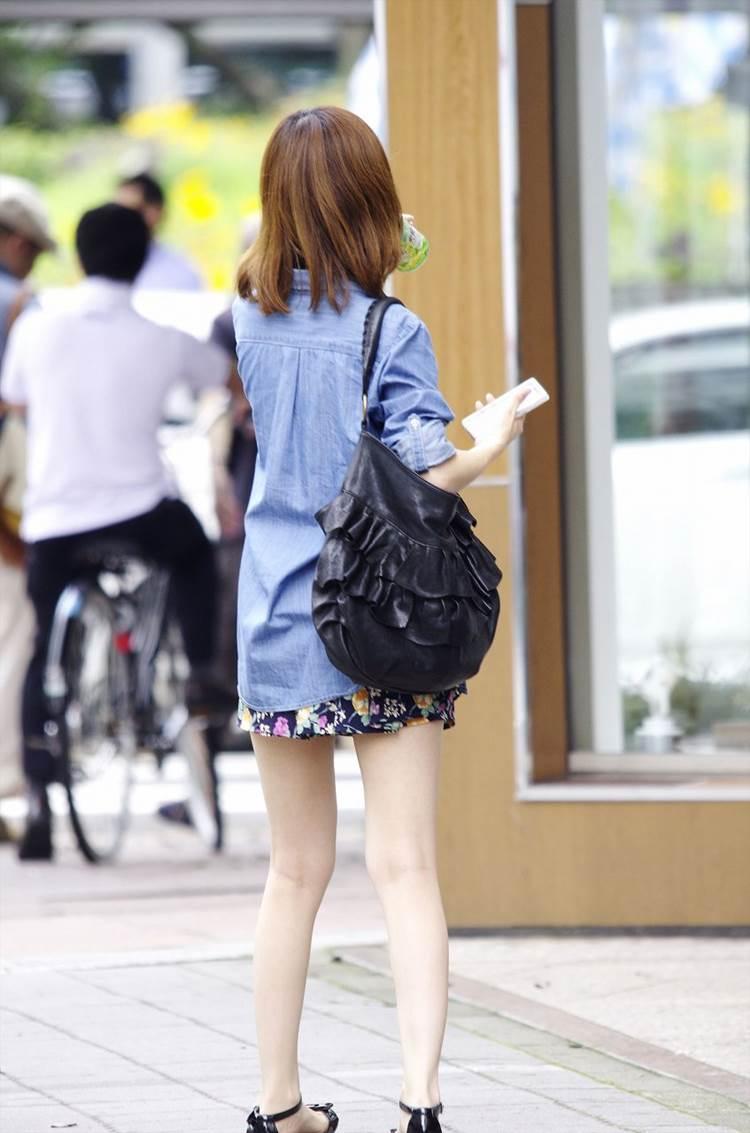 10代_女子高生私服_街撮り盗撮09