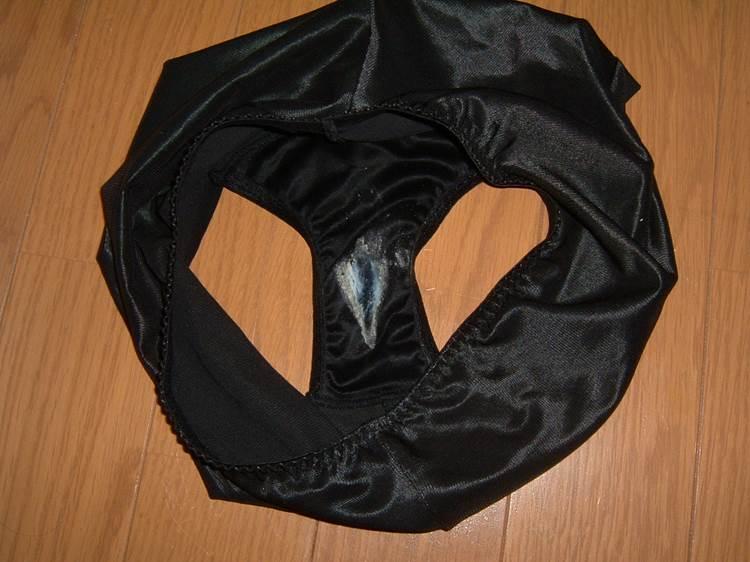汚パンツ_まんかす_黒パンツ画像08