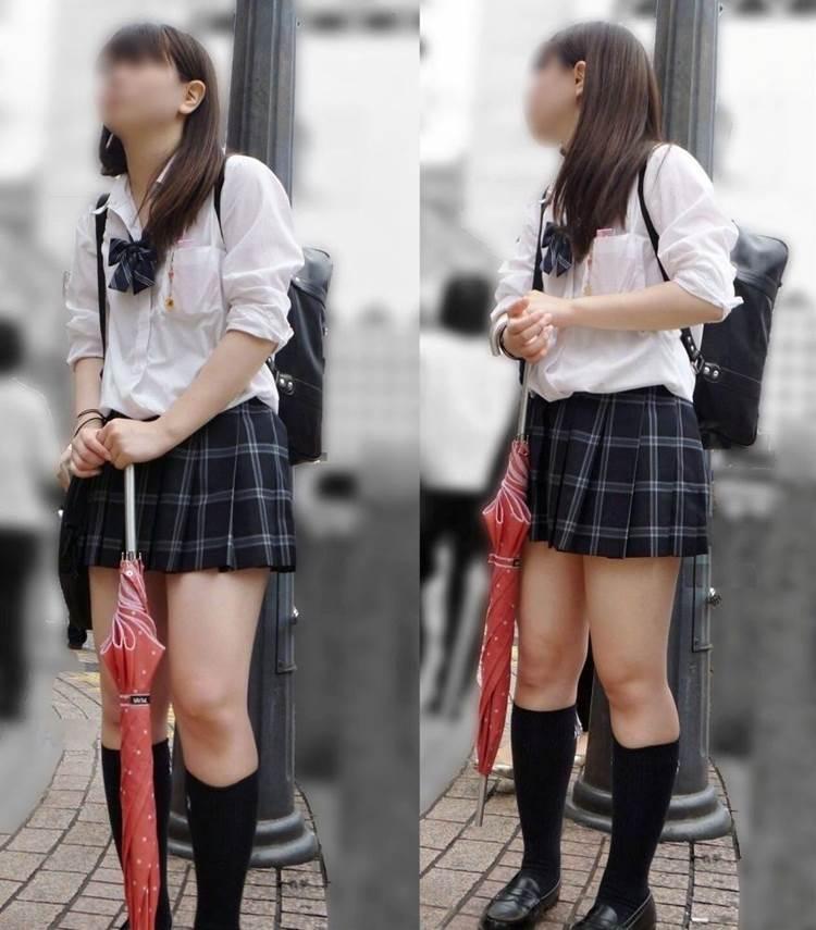 夏服_JK_街撮り盗撮05