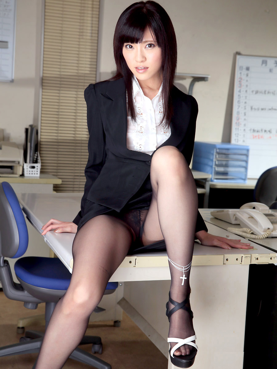 Advise boobs sexy girl with office sex are