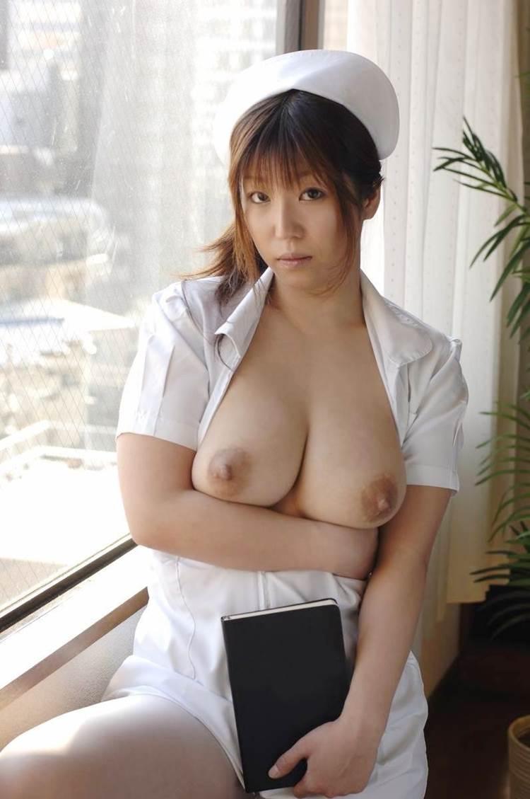 ナース_看護婦_巨乳_エロ画像13