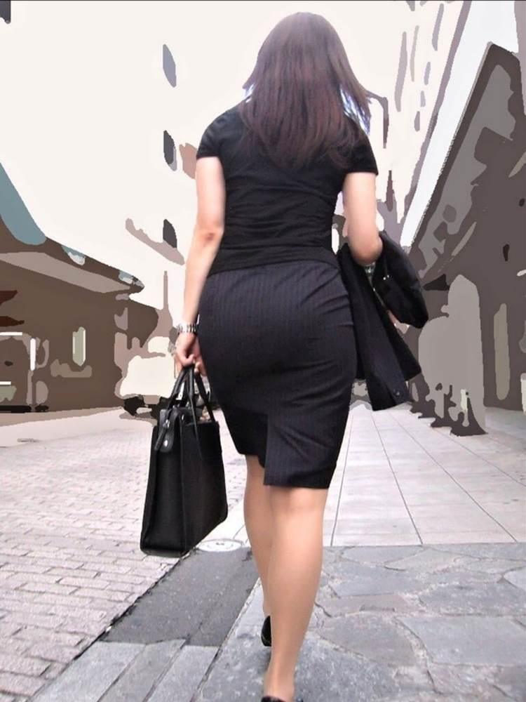 OL_パンスト_街撮り盗撮17