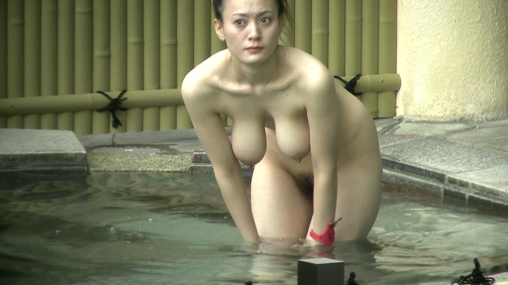 露天 盗撮 ... 露天風呂_素人_おっぱい盗撮画像01