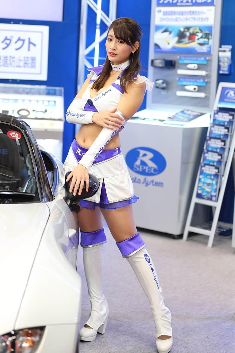 東京モーターショー2017_沢すみれ_コンパニオン_エロ画像01