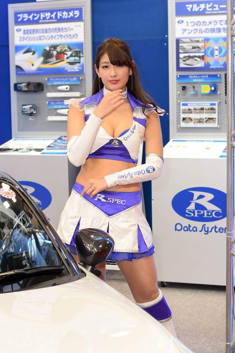東京モーターショー2017_沢すみれ_コンパニオン_エロ画像05