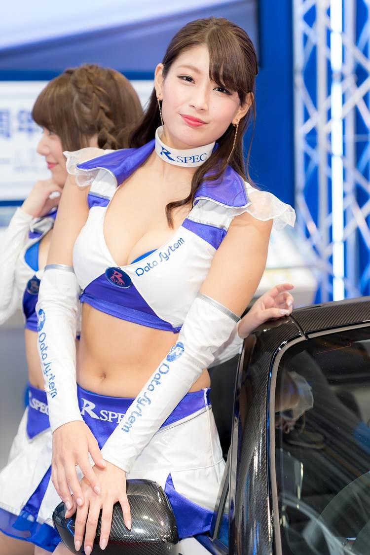 東京モーターショー2017_沢すみれ_コンパニオン_エロ画像06