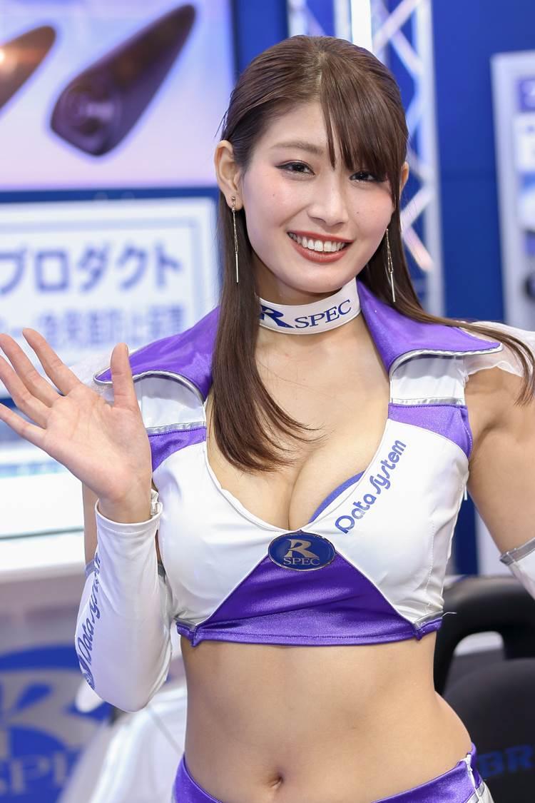 東京モーターショー2017_沢すみれ_コンパニオン_エロ画像07