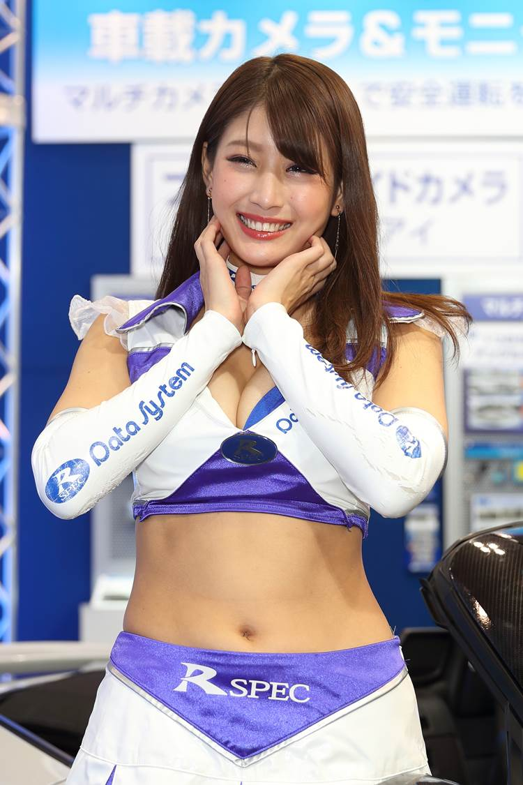 東京モーターショー2017_沢すみれ_コンパニオン_エロ画像09