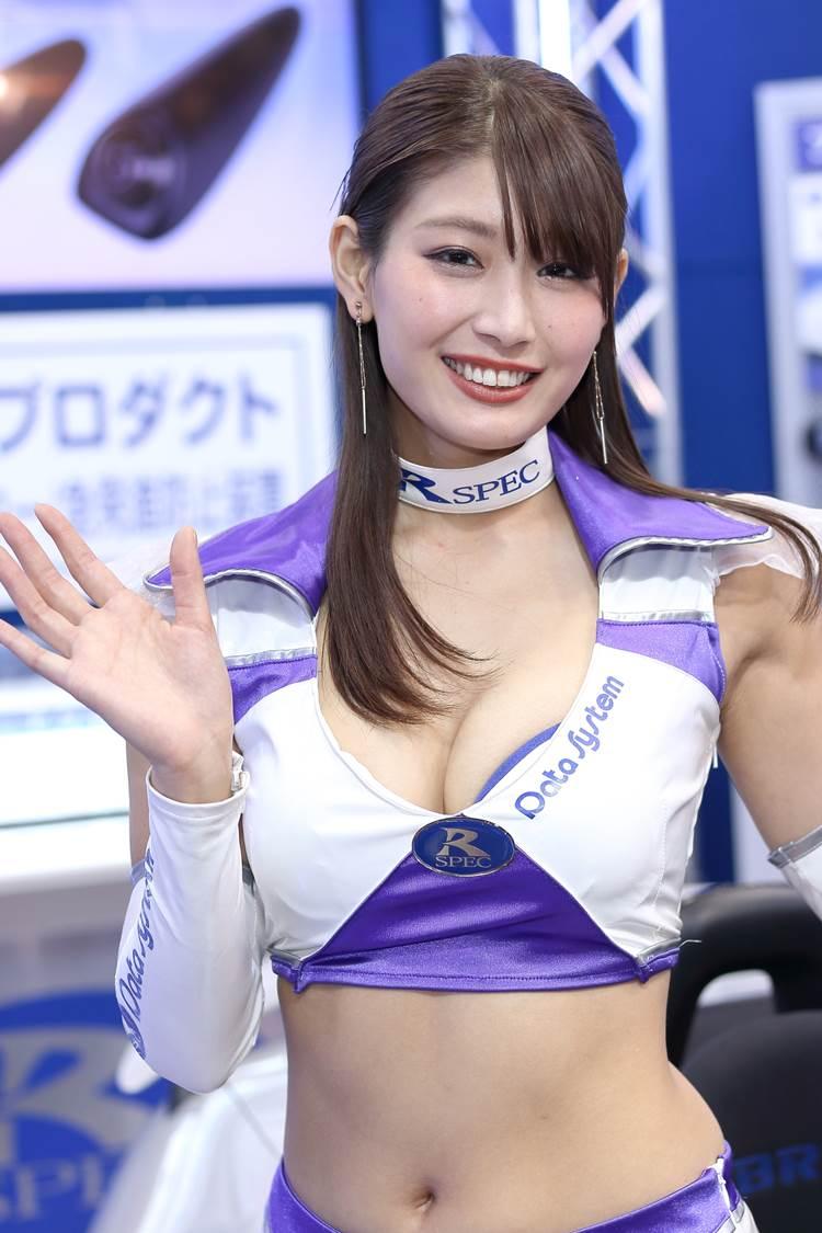 東京モーターショー2017_沢すみれ_コンパニオン_エロ画像13