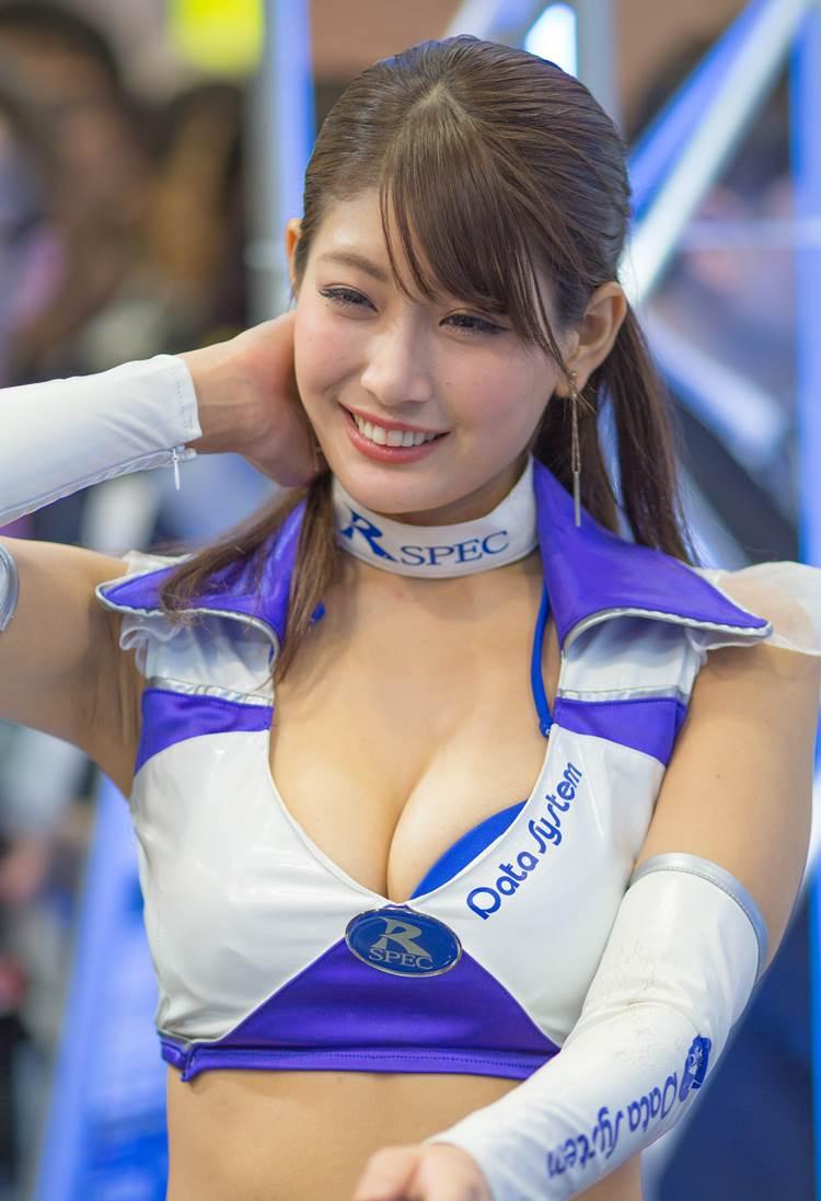 東京モーターショー2017_沢すみれ_コンパニオン_エロ画像15