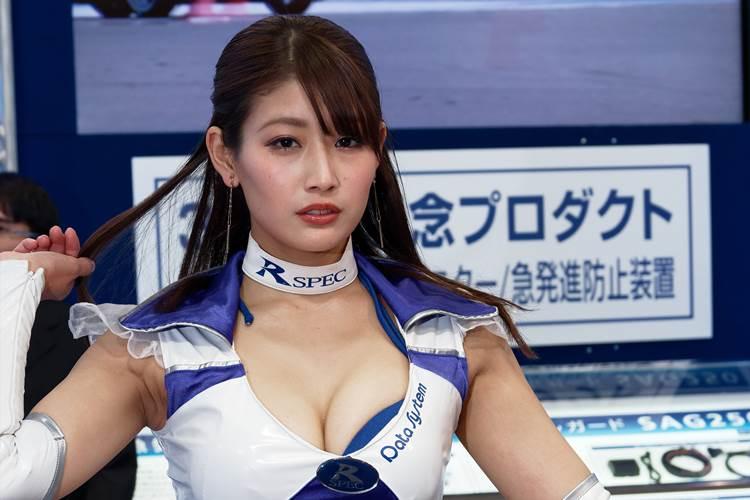 東京モーターショー2017_沢すみれ_コンパニオン_エロ画像17