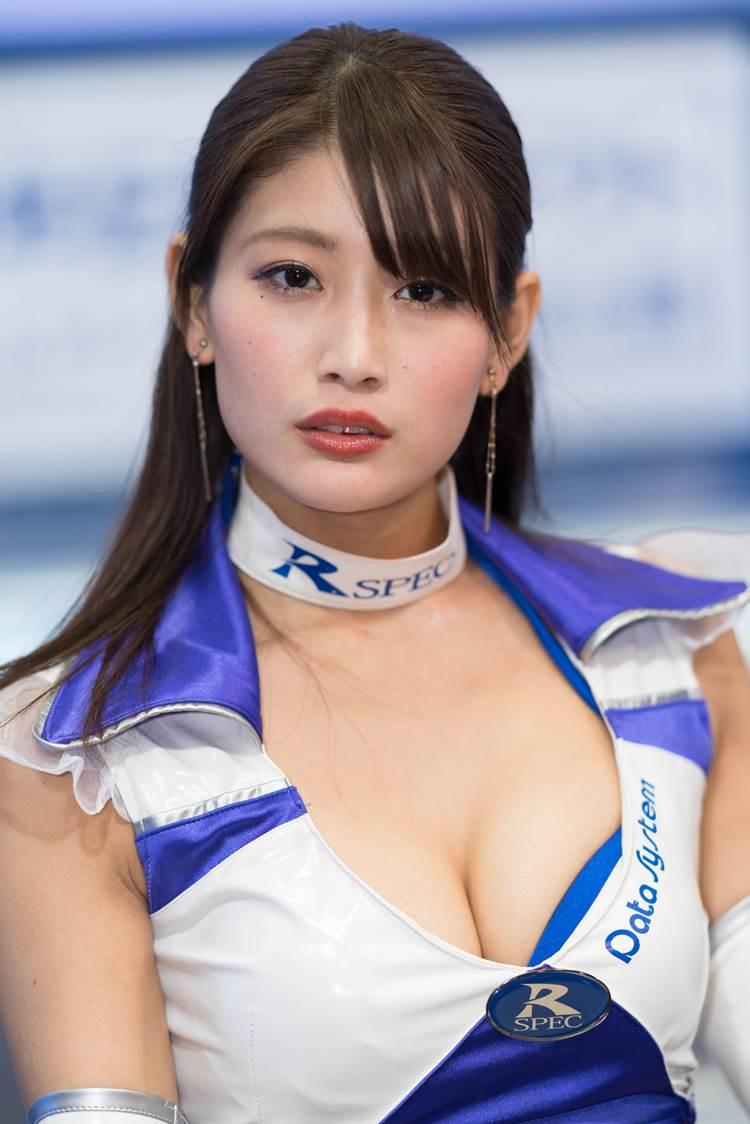東京モーターショー2017_沢すみれ_コンパニオン_エロ画像18