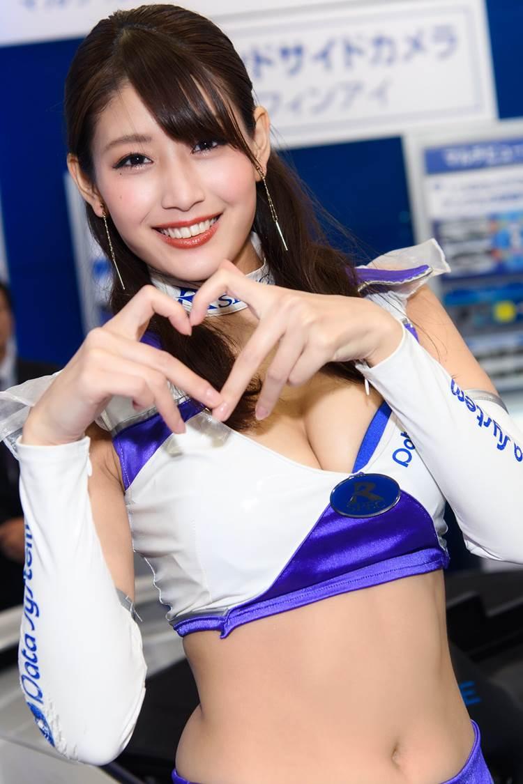 東京モーターショー2017_沢すみれ_コンパニオン_エロ画像20