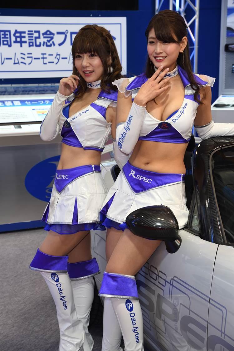 東京モーターショー2017_沢すみれ_コンパニオン_エロ画像27