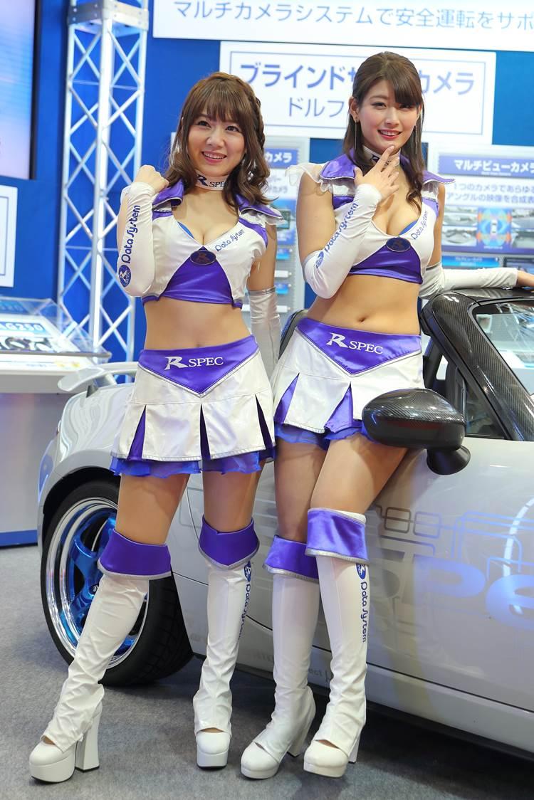 東京モーターショー2017_沢すみれ_コンパニオン_エロ画像28