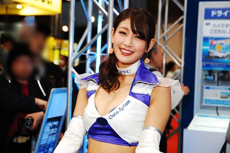 東京モーターショー2017_沢すみれ_コンパニオン_エロ画像35
