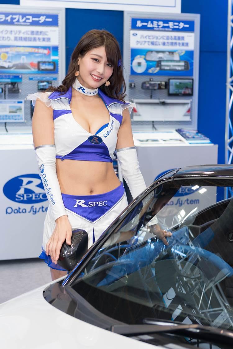 東京モーターショー2017_沢すみれ_コンパニオン_エロ画像38