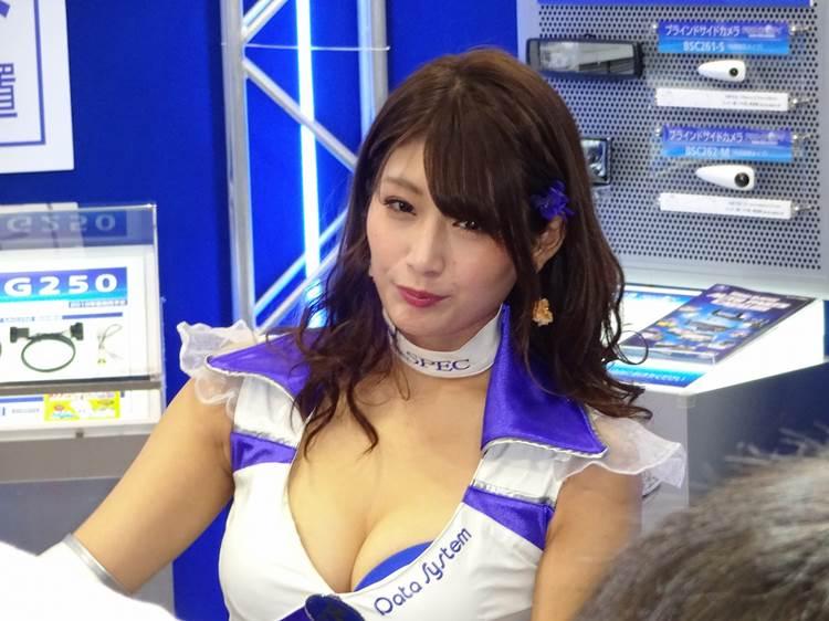 東京モーターショー2017_沢すみれ_コンパニオン_エロ画像41