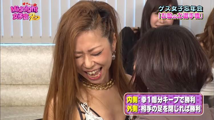 ミッドナイト女子会_忘年会_キャプエロ画像047