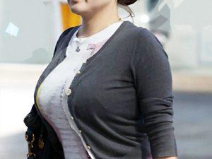 【熟女街撮り盗撮エロ画像】若く着飾っても年齢には勝てない…三十路・四十路・五十路のおばさんたちを隠し撮りww