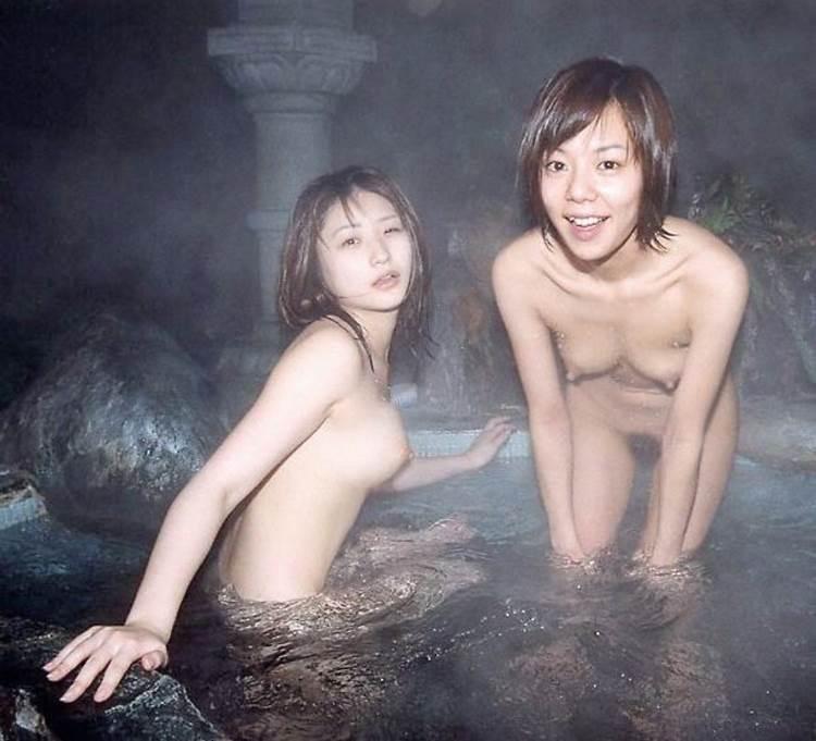 素人_露天風呂_集合写真_エロ画像10