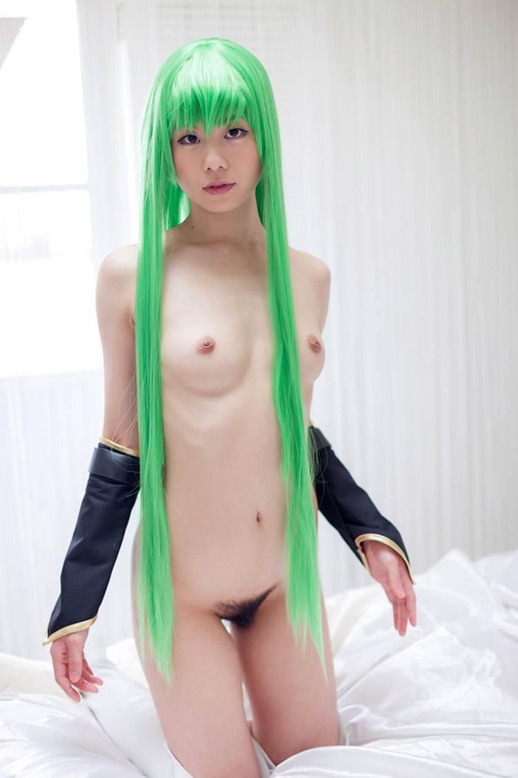 コスプレ_ヌード_マン毛_エロ画像20