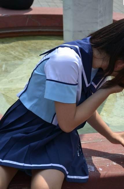 コスプレ_射精_ぶっかけ_エロ画像17