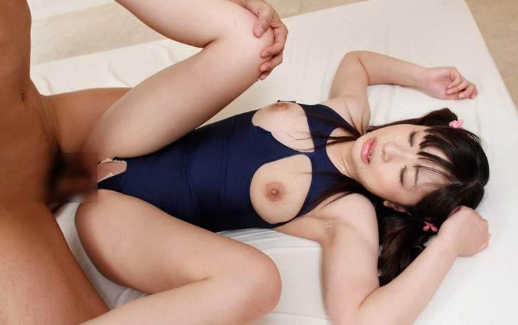 スクール水着_着衣セックス_エロ画像02
