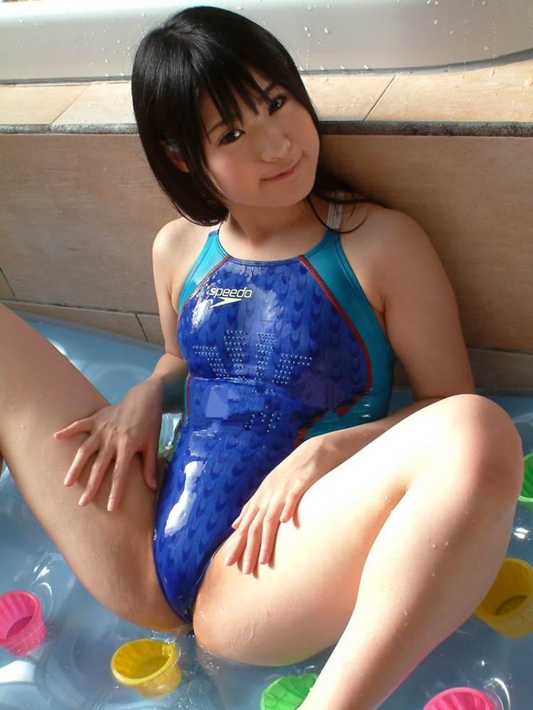 競泳水着_濡れ_テカテカ_エロ画像06