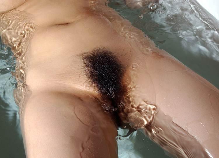 濡れマン毛_接写_エロ画像14