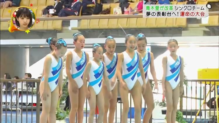 グータッチ_シンクロ_JS_競泳水着_キャプエロ画像009