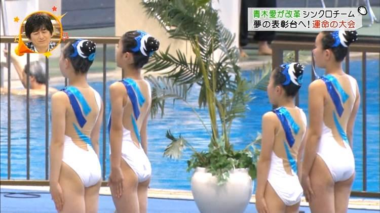 グータッチ_シンクロ_JS_競泳水着_キャプエロ画像087