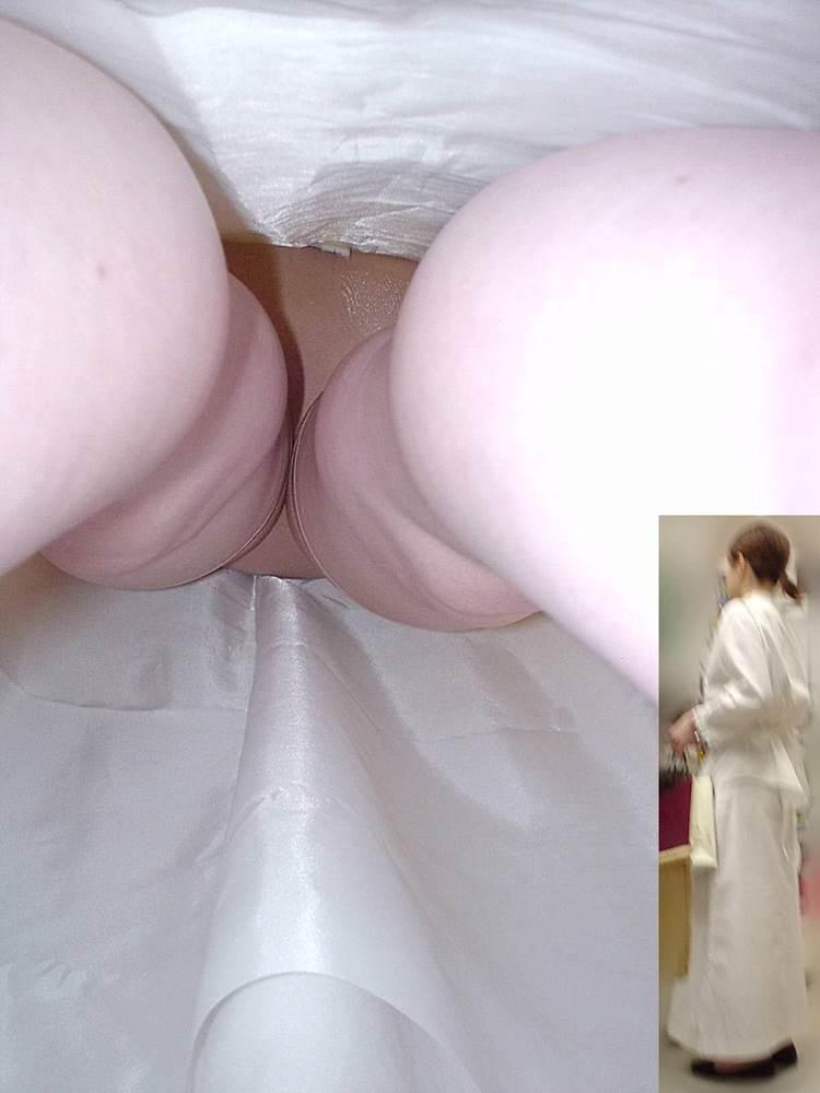 ロングタイトスカート_逆さ撮り_盗撮_エロ画像14