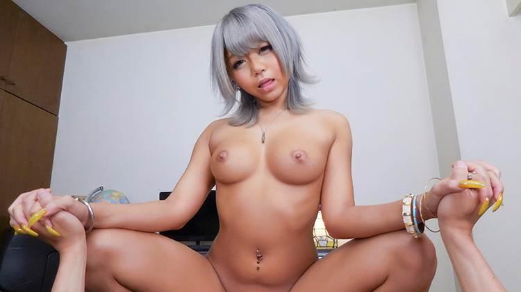 黒ギャル_騎乗位_セックス_エロ画像09