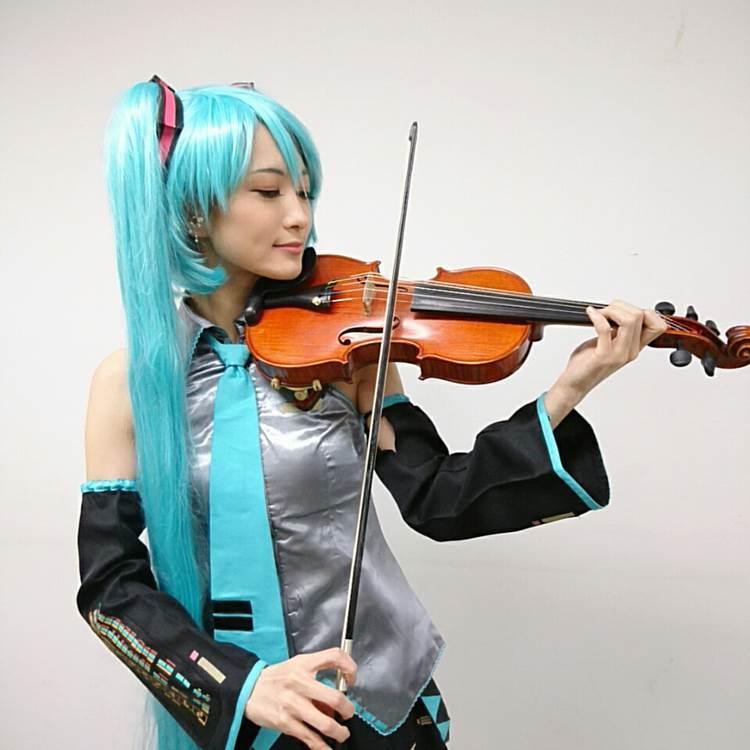 Ayasa_コスプレ_バイオリン_エロ画像02