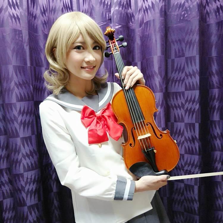Ayasa_コスプレ_バイオリン_エロ画像12