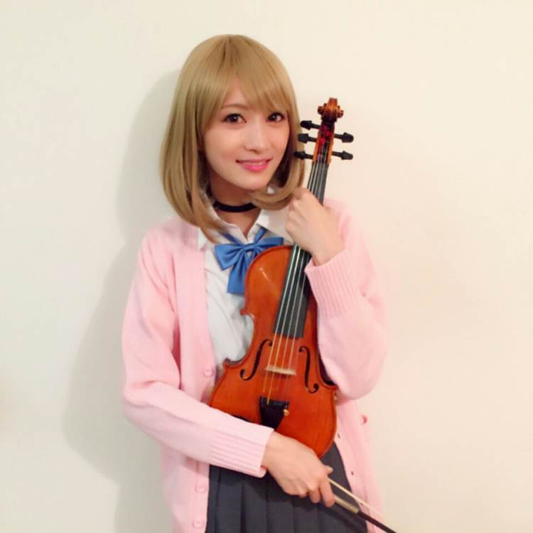 Ayasa_コスプレ_バイオリン_エロ画像13