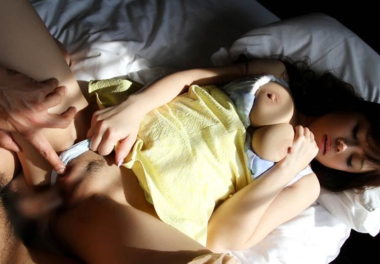 巨乳_着衣セックス_エロ画像07