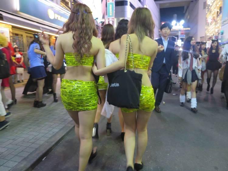 渋谷ハロウィン_盗撮_コスプレ_エロ画像01