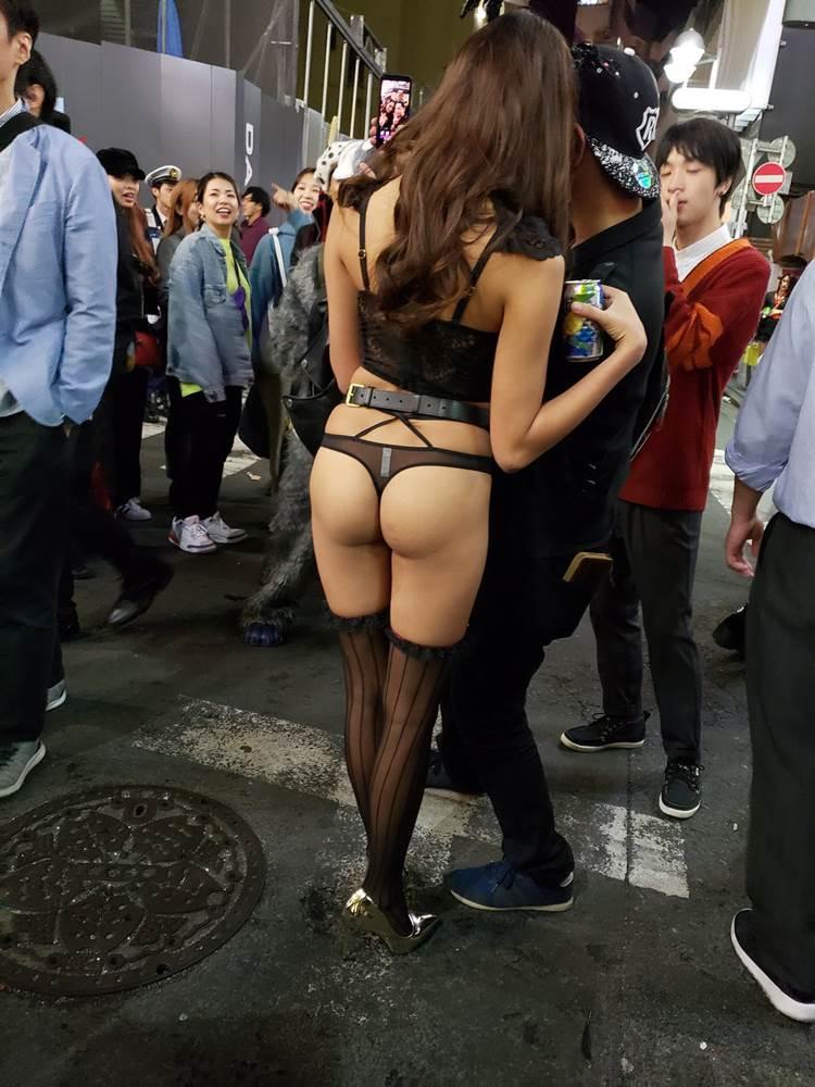 渋谷ハロウィン_盗撮_コスプレ_エロ画像06