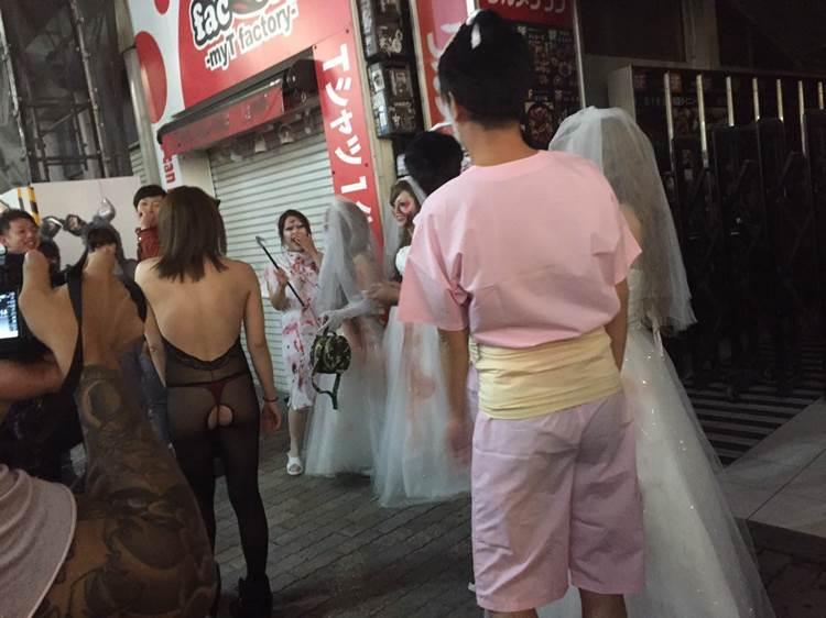 渋谷ハロウィン_盗撮_コスプレ_エロ画像09