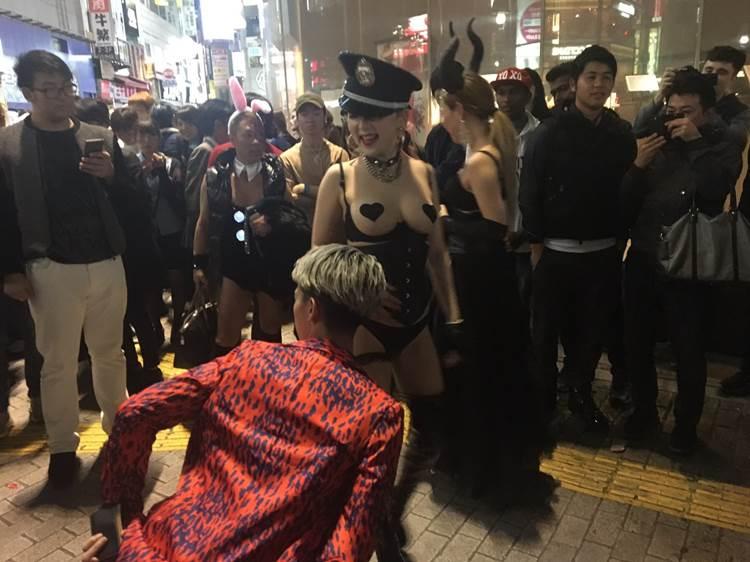 渋谷ハロウィン_盗撮_コスプレ_エロ画像13